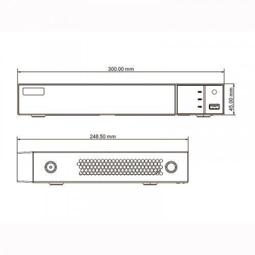 TD-308B1-8P видеорегистратор