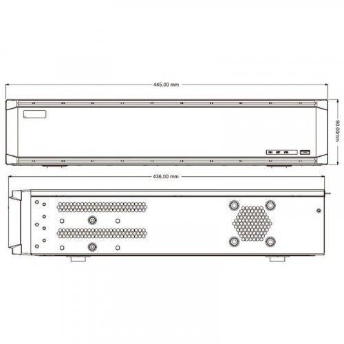 IP видеорегистратор TVT TD-3332B8-A1