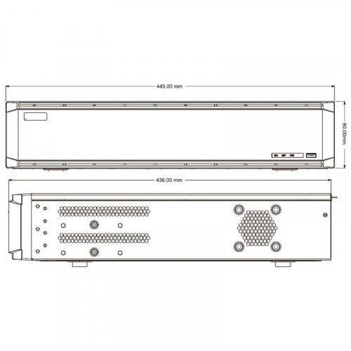 IP видеорегистратор TVT TD-3532B8-A2