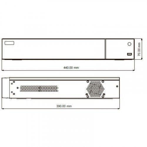 IP видеорегистратор TVT TD-2732TC-HC