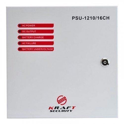 Блок бесперебойного питания Kraft PSU-1210/16CH