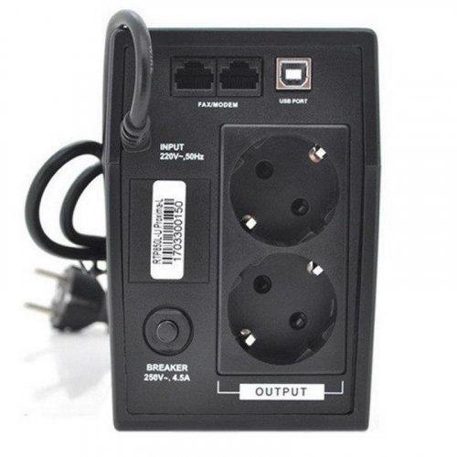 ИБП Ritar RTP650L-U (390W) Proxima-L