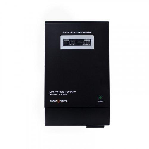 ИБП Logic Power с правильной синусоидой 48V LPY-W-PSW-3000VA+(2100Вт)
