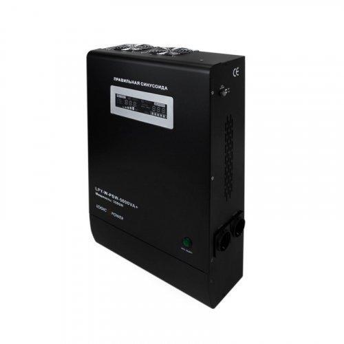 ИБП Logic Power с правильной синусоидой 48V LPY-W-PSW-5000VA+(3500Вт)10A/20A