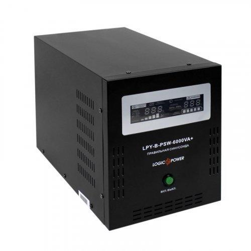 ИБП Logic Power с правильной синусоидой 48В LPY-B-PSW-6000VA+(4200Вт)10A/20A