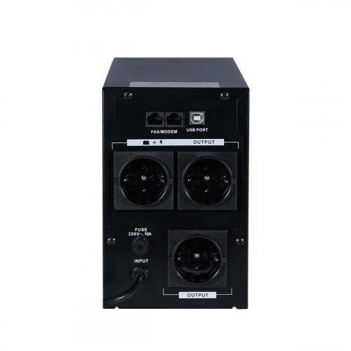 ИБП Kraft KRF-1500VA/900W(LCD)