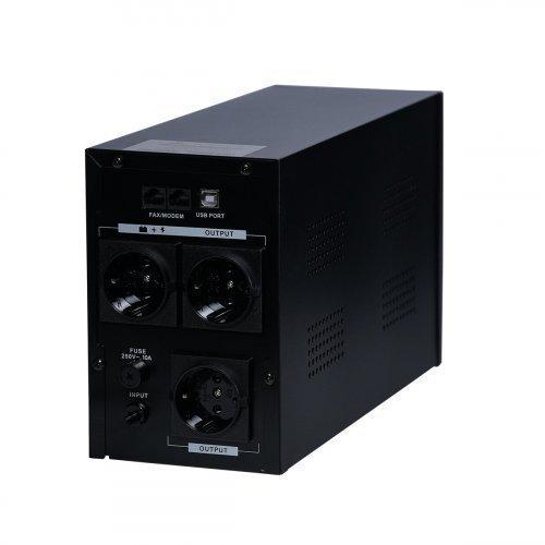 ИБП Kraft KRF-3000VA/1800W(LCD)