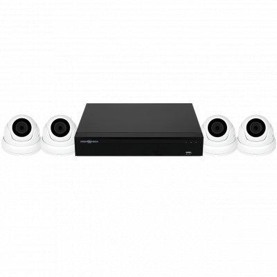 AHD комплект видеонаблюдения GreenVision GV-K-S16/04