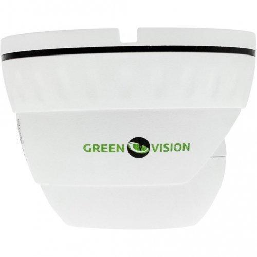 Антивандальная IP камера Green VisionGV-077-IP-E-DOF20-20 POE