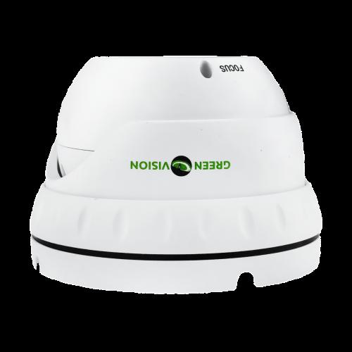 Антивандальная IP камера Green Vision GV-101-IP-E-DOS50V-30 POE 5MP