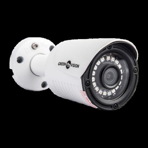 Гибридная наружная камера Green Vision GV-095-GHD-H-СOF50-20