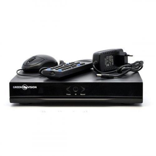Гибридный видеорегистратор Green Vision AHD GV-A-S 030/04
