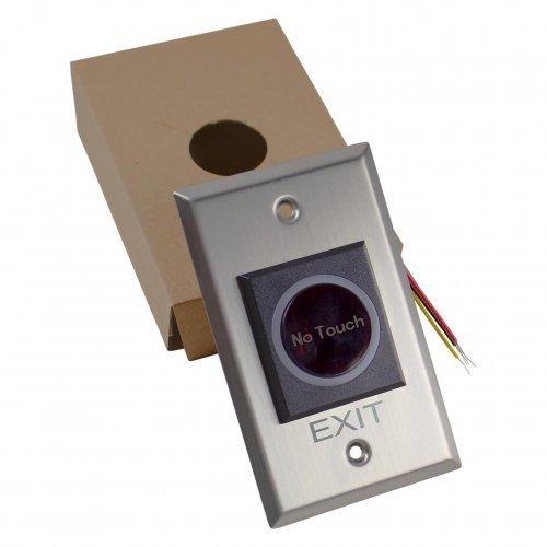 Сенсорная кнопка выхода Green Vision GV-ВЕ-803S