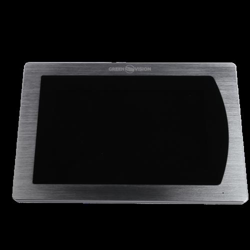 Цветной видеодомофон Green Vision GV-056-AHD-J-VD7SD silver