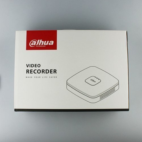 Dahua Technology DH-HCVR4104C-W-S3