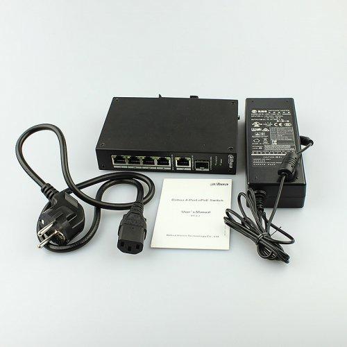 Dahua DH-PFL2106-4ET-96