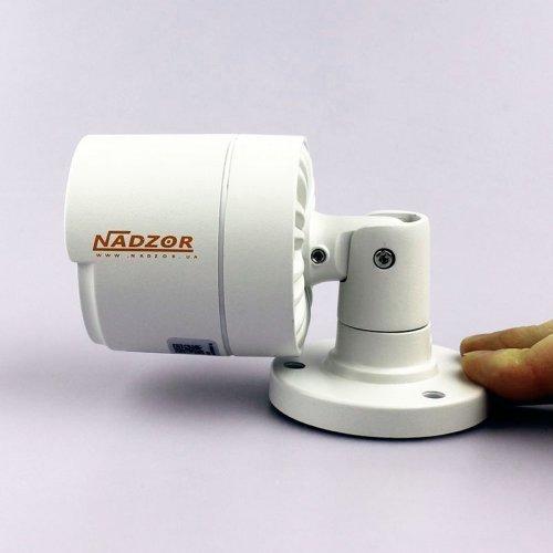 IP камера NADZOR RS-CH292H3C-S-36P вид сбоку