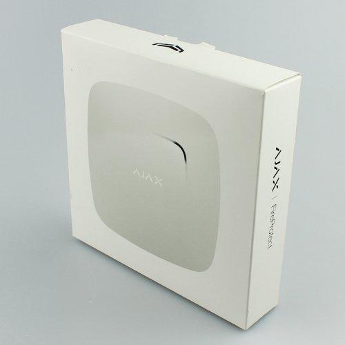 Ajax FireProtect Plus белый