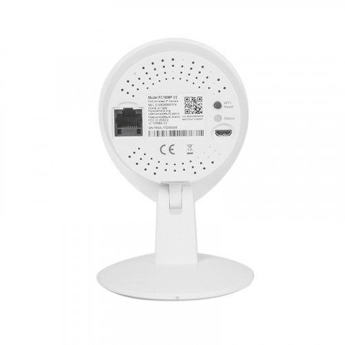 Ajax StarterKit белый + IP-видеокамера Tecsar Airy TA-2