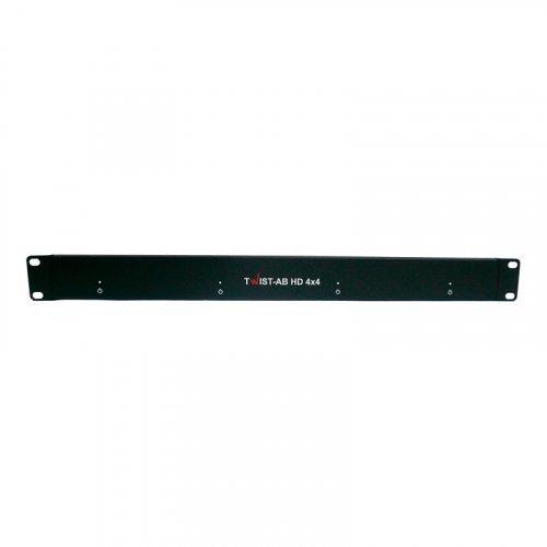 Адаптер для установки модулей декодеров TWIST AB-HD-4x4-RACK