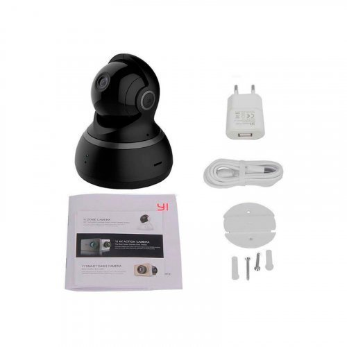 Xiaomi YI Dome Camera 360° (1080P) International Version Black (YI-93006)