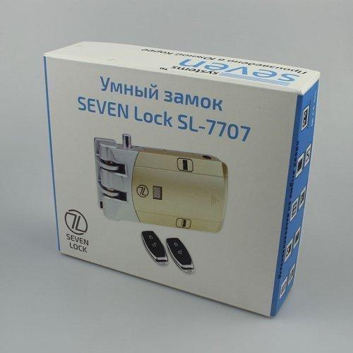 Умный замок SEVEN Lock SL-7707