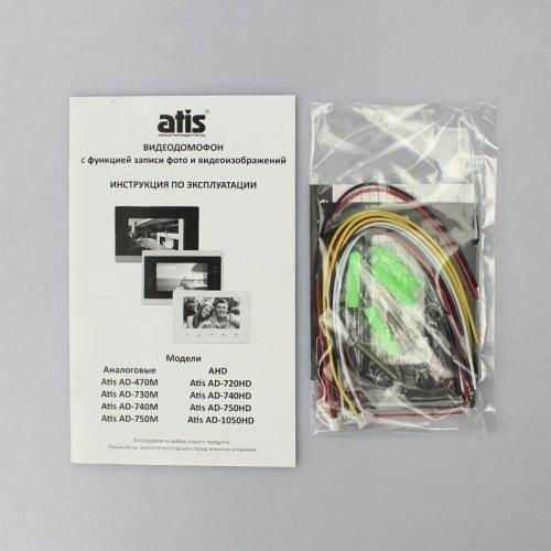 ATIS AD-720HD Black