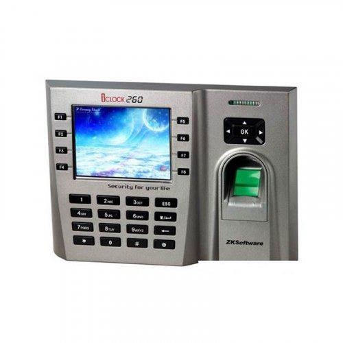 ZKTeco iClock260