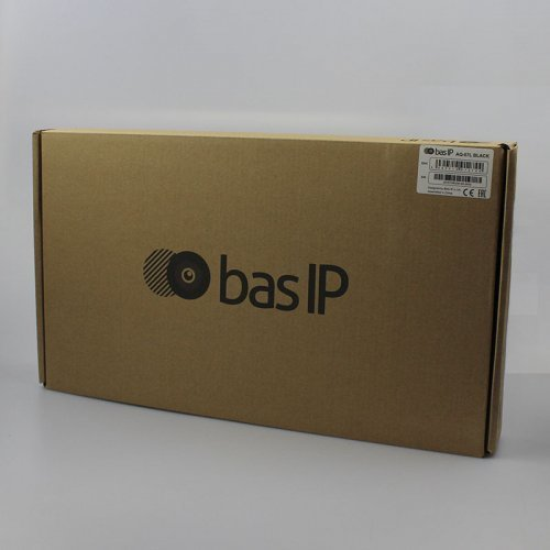 Видеодомофон BAS-IP AQ-07L Black