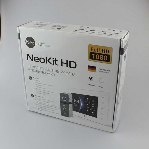 NeoLight NeoKit HD Graphite