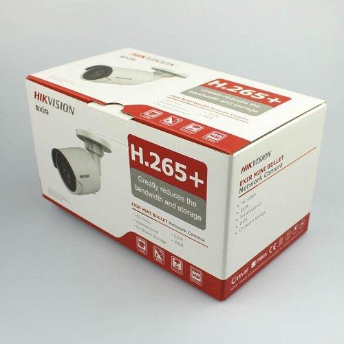 Hikvision DS-2CD2043G0-I (2.8 мм)