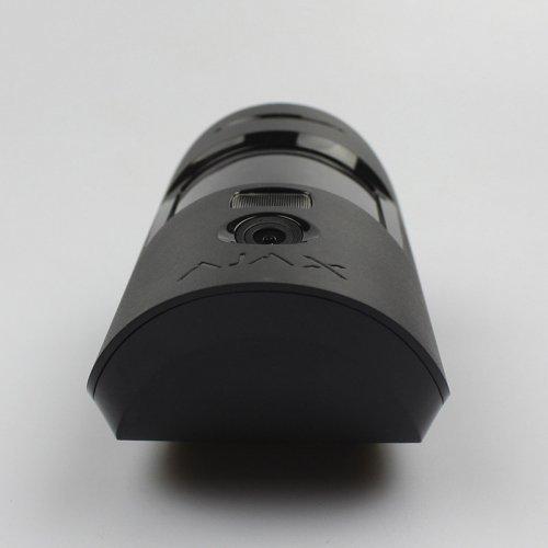 Датчик движения с камерой Ajax MotionCam черный