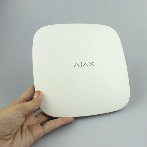 Ретранслятор сигнала Ajax ReX белый
