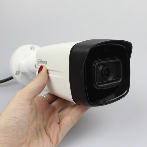 HDCVI Камера Dahua Technology DH-HAC-HFW1801TLP-A (2.8 мм)