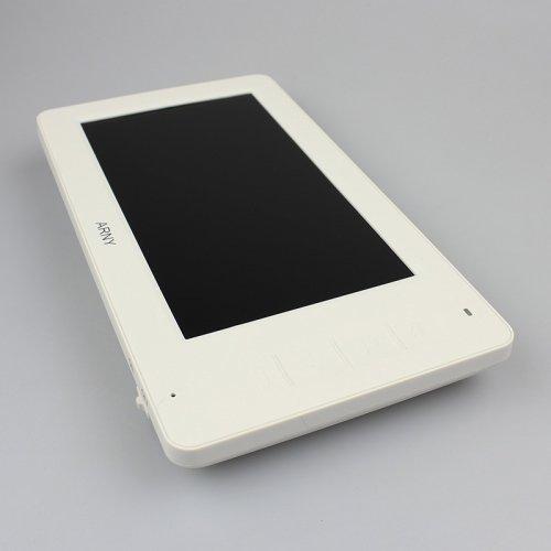 Комплект домофона  ARNY AVD-7006 Белый \ Медный