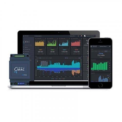 Энергомонитор smart-MAC D103-21