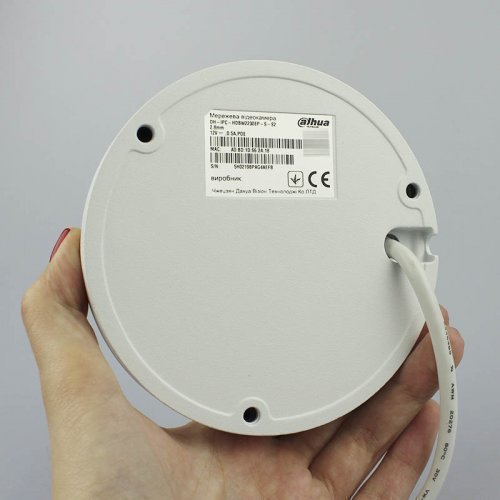 IP Камера Dahua Technology DH-IPC-HDBW2230EP-S-S2 (2.8 мм)