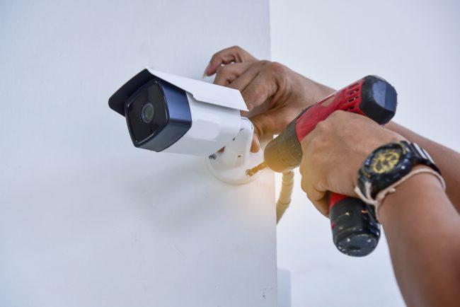 Установка камер видеонаблюдения в Ульяновске