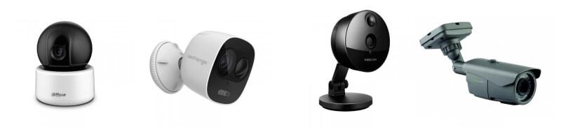 камеры видеонаблюдения nadzor, фото